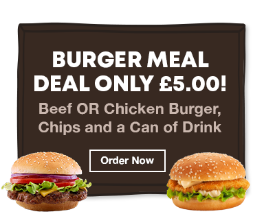 metro cafe burger deal